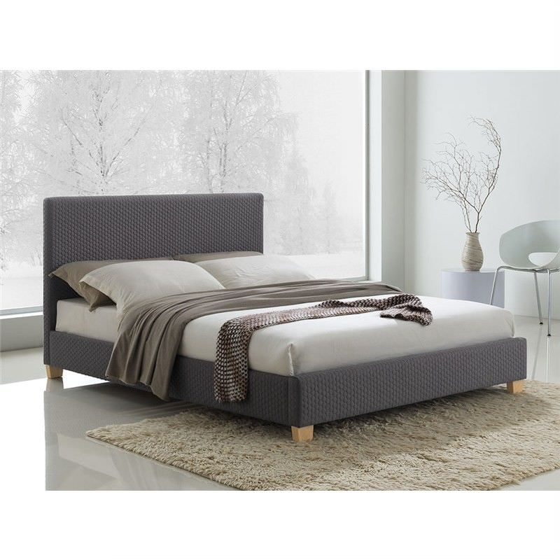 Milton Fabric King Bed
