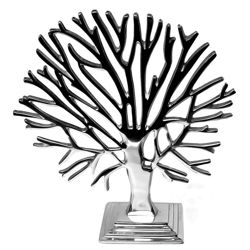 Aluminium Jewellery Tree Polished