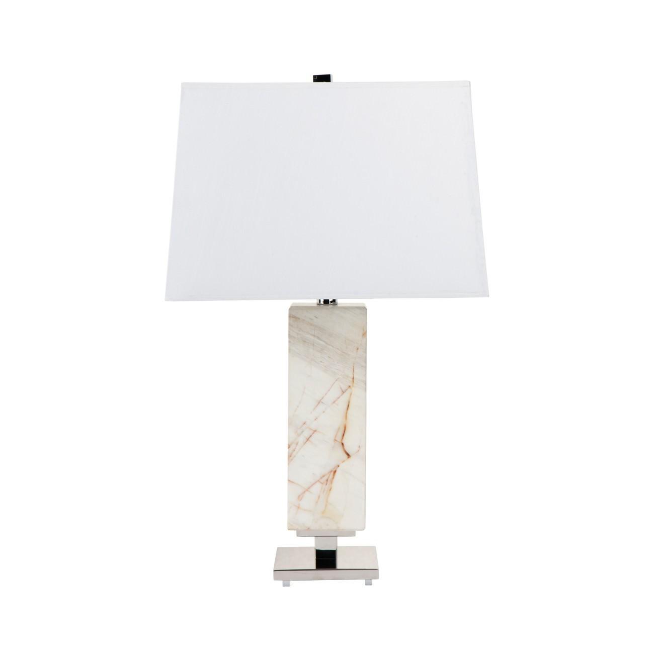 Wolseley Marble Base Table Lamp