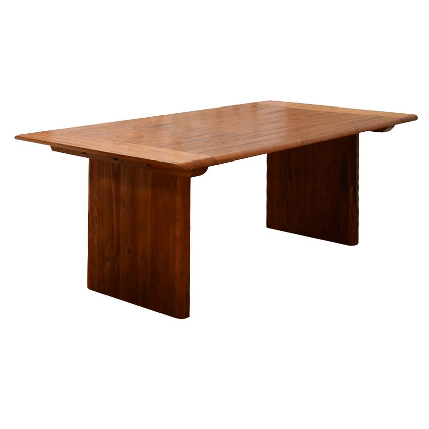 Amold Mountain Ash Timber Dining Table, 180cm