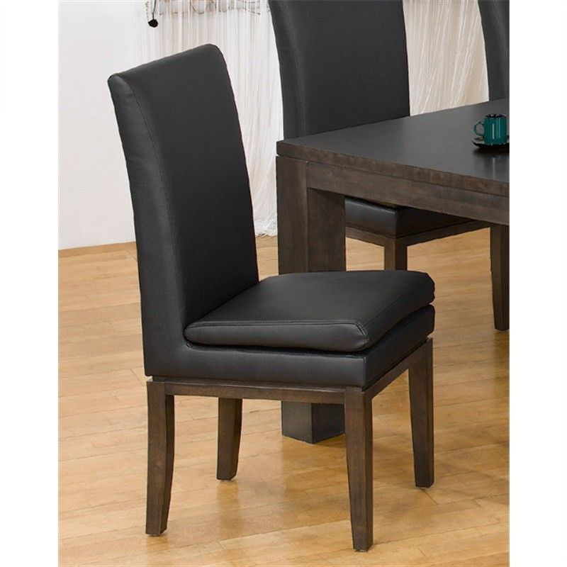 Baltimore Dining Chair - Charcoal