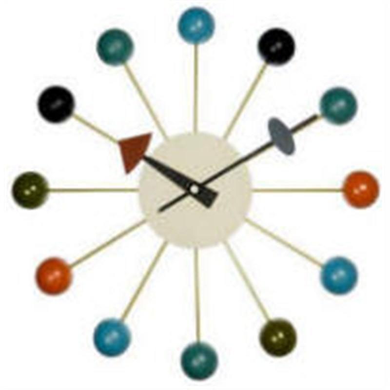 George Nelson Ball Clock - Modern Classic Replica