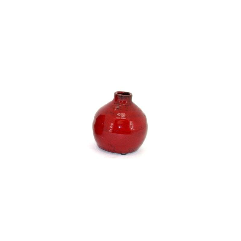 Bambino Red Glazed Vessel