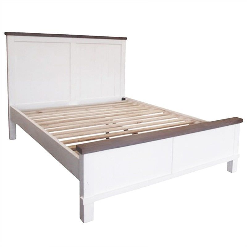 Marywood Recycled Pine Timber King Bed