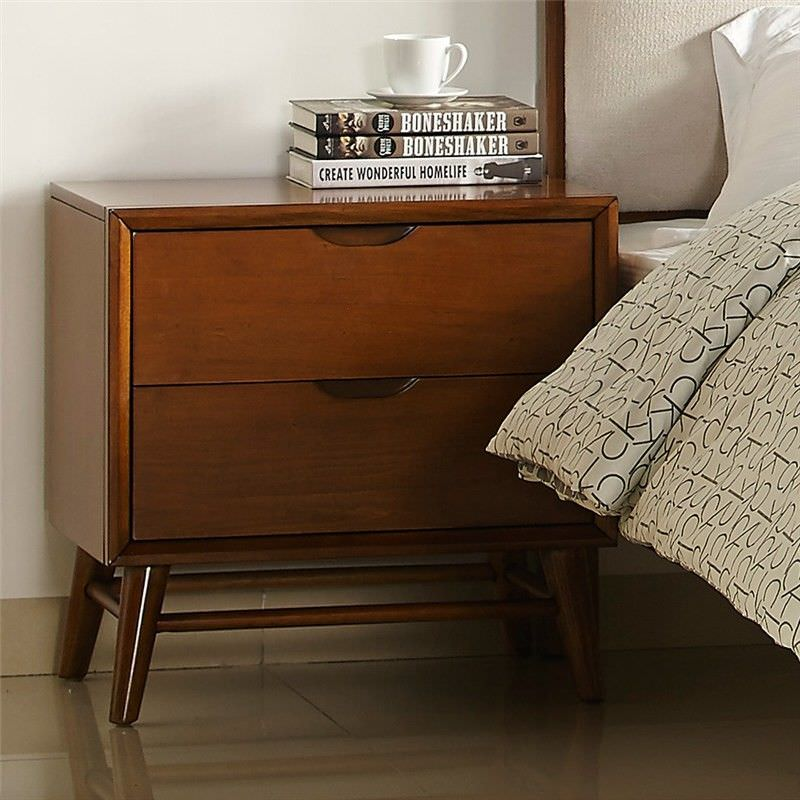 Betty Solid Timber Bedside Table