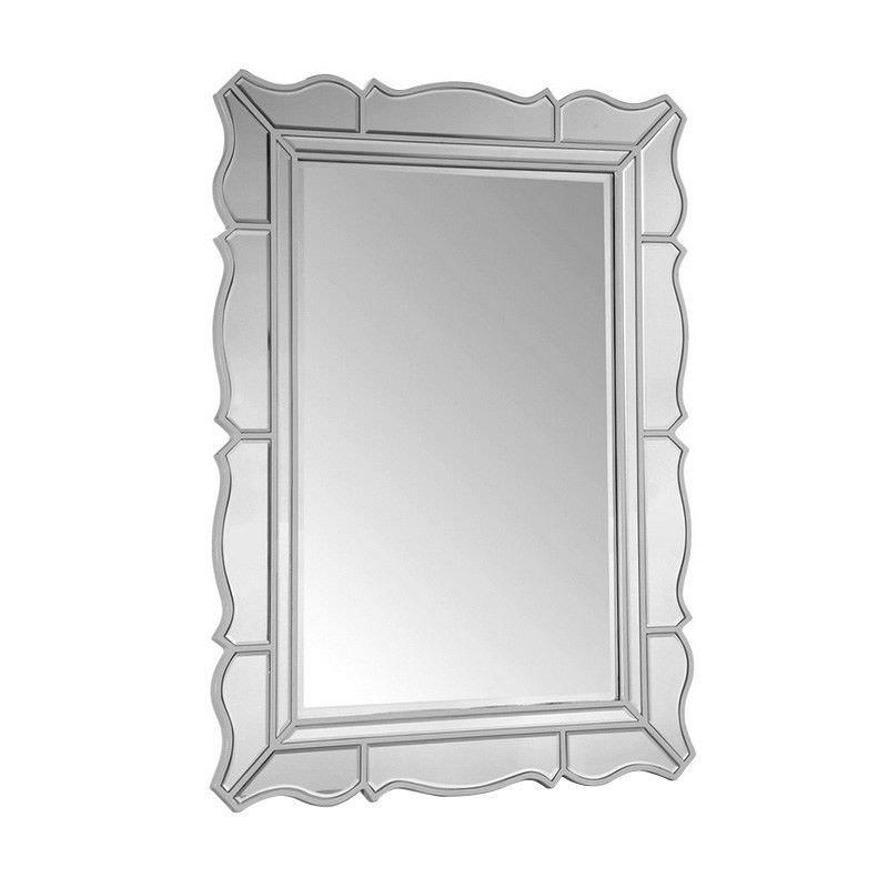 Juniper Mirrored Frame 116cm Wall Mirror