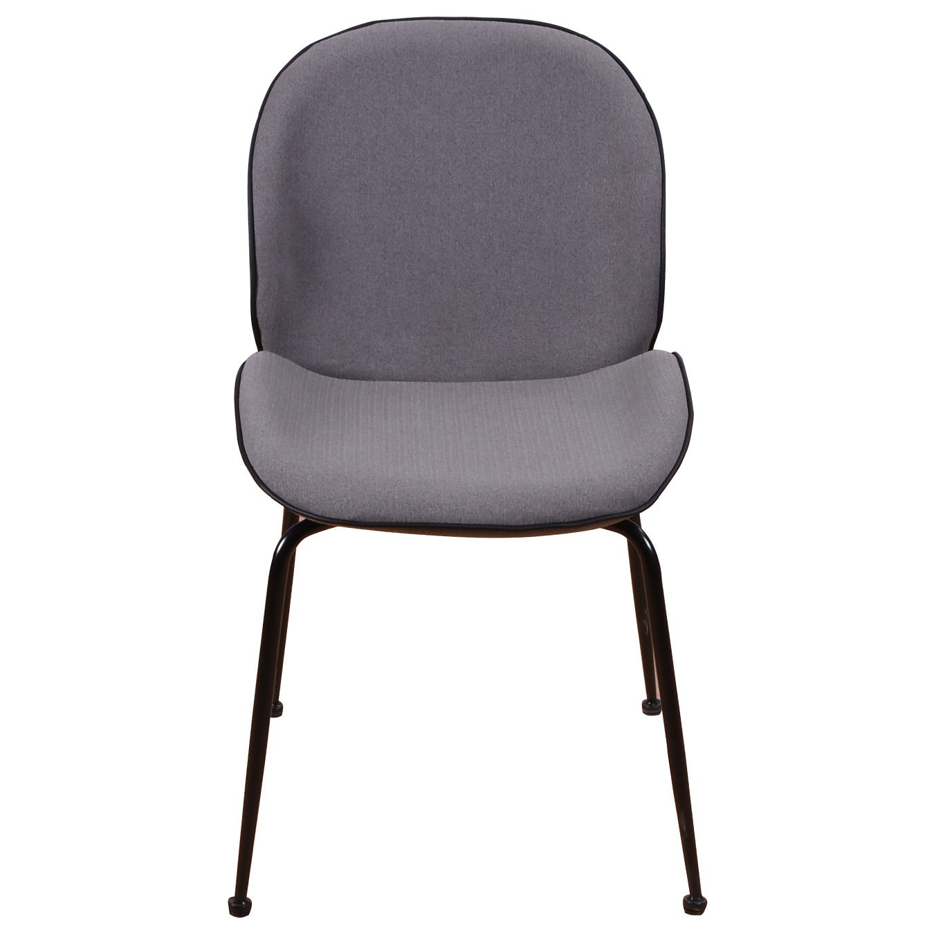 Beetle Linen Fabric Dining Chair