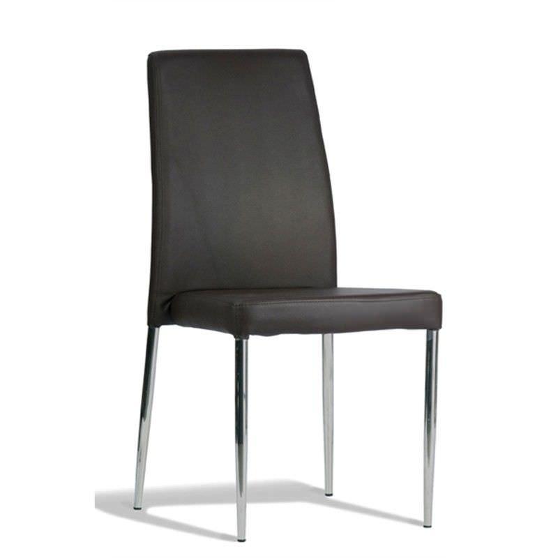 Bailey Commercial Grade Chair - Dark Brown