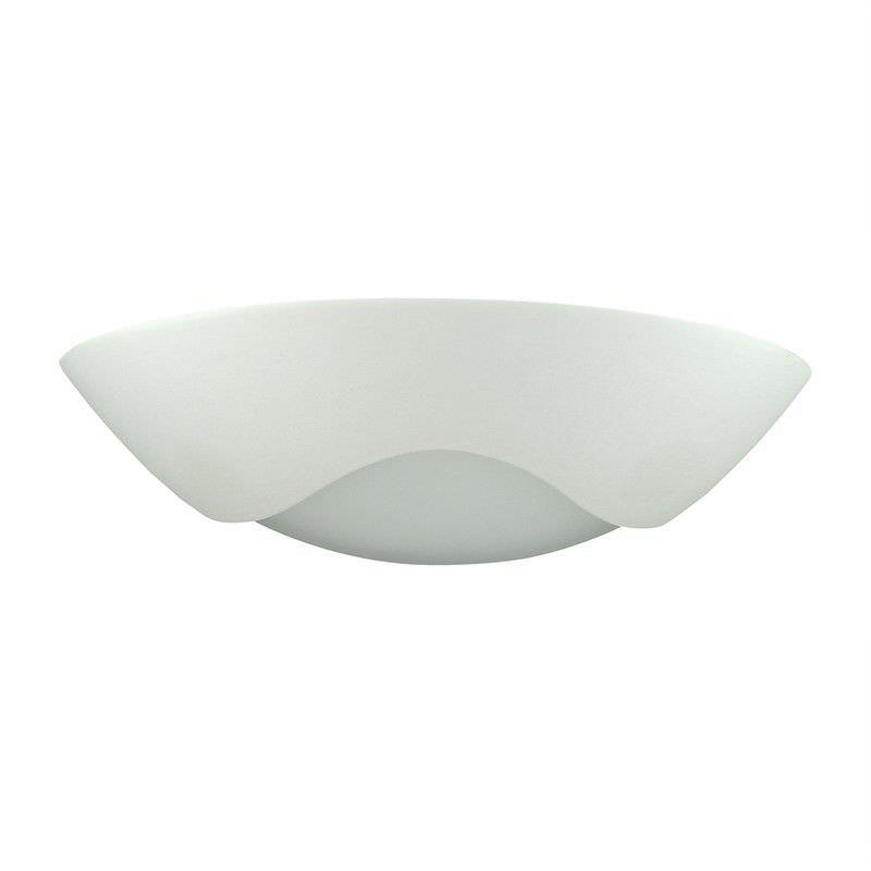 Italian Made Ceramic Wall Light - Arc with Small Window