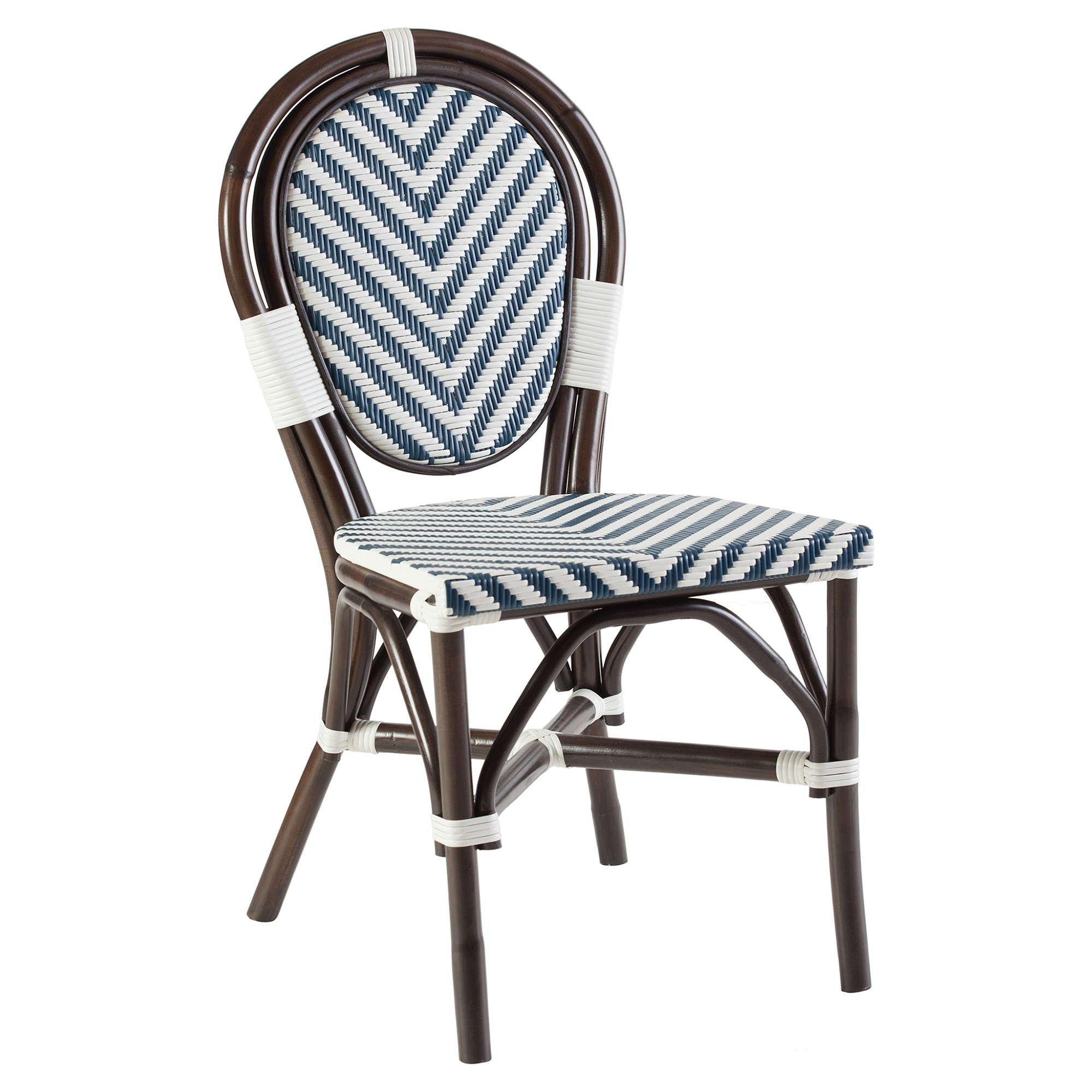 Kingsley Rattan Bistro Dining Chair
