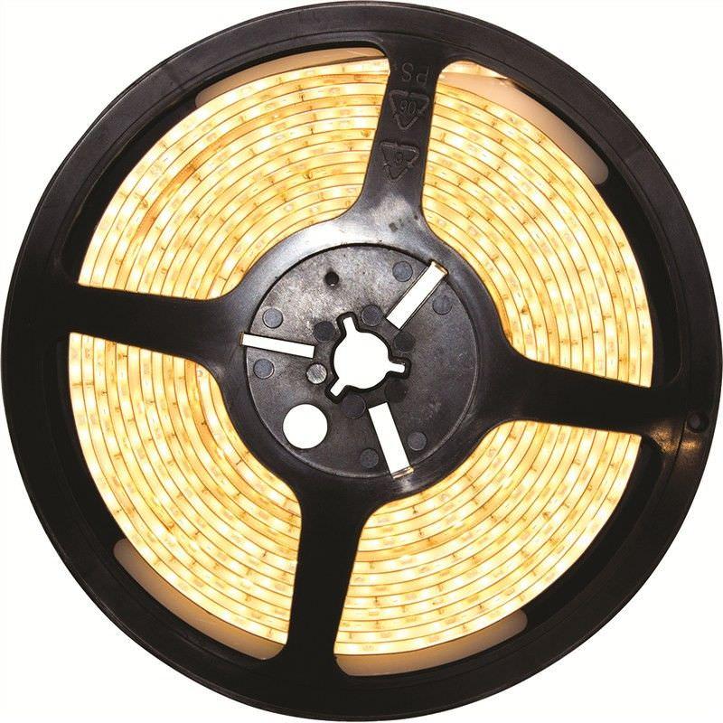 LED DIY Warm White 5 Metre Roll Strip Lighting