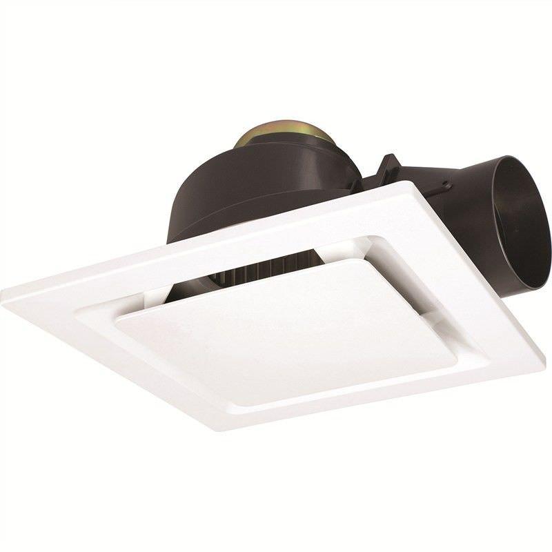 SaricoII 32.5cm Square Exhaust Fan - White