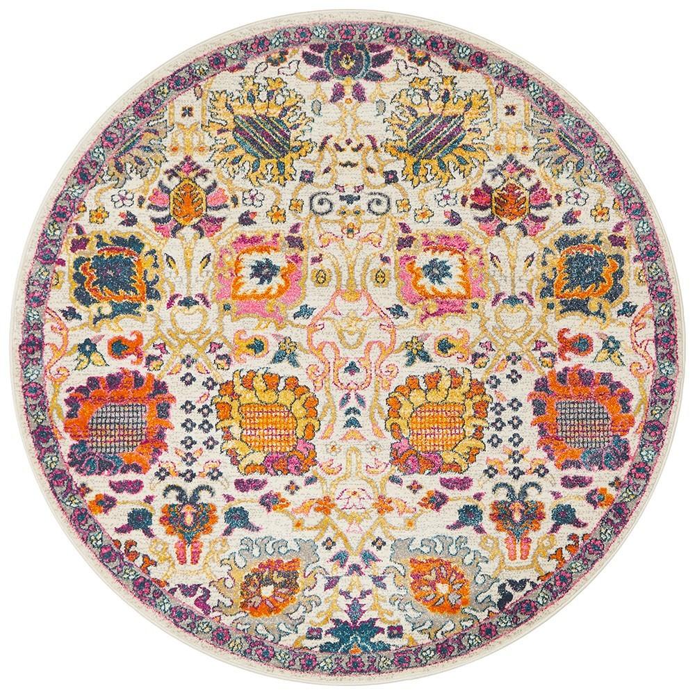 Babylon Minx Bohemian Round Rug, 150cm