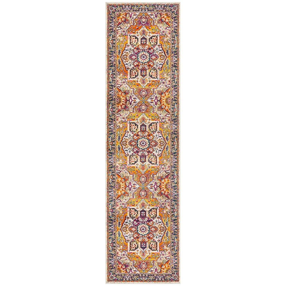 Babylon Oriana Bohemian Runner Rug, 80x500cm, Multi
