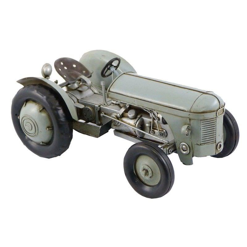Boutica Handmade Tin Vehicle Model - Massey Ferguson TO-20 Tractor