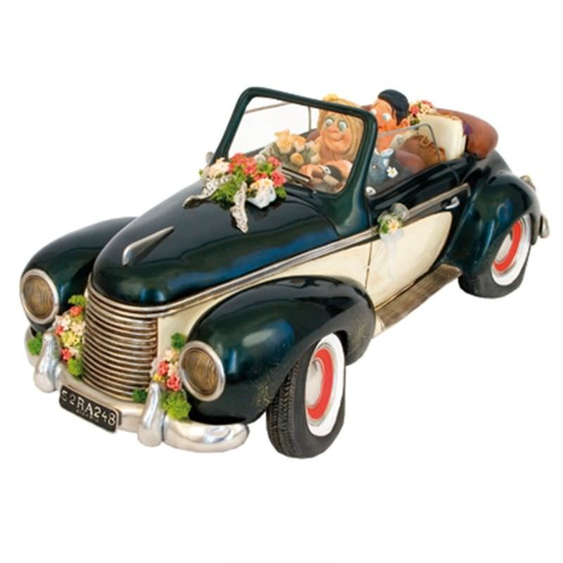 Guillermo Forchino Comic Art Figurine - Just Married