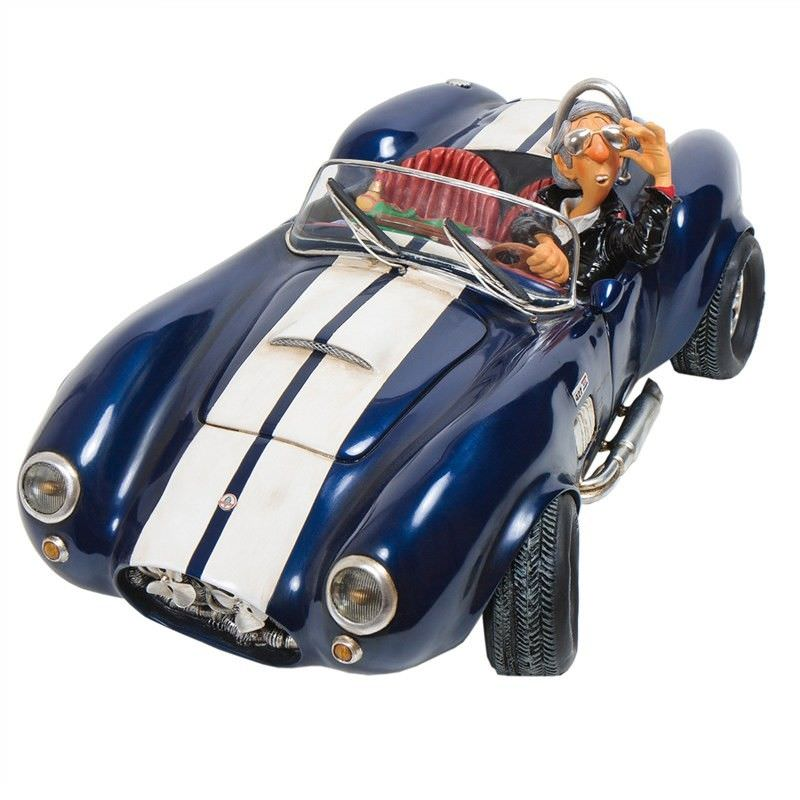 Guillermo Forchino Comic Art Figurine - Shelby Cobra 427 Large