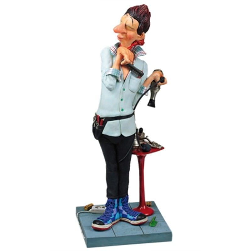 Guillermo Forchino Comic Art Figurine - The Hairdresser