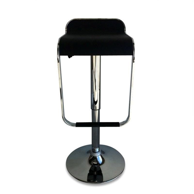 Replica LEM PISTON Inspired Bar Stool - off Black