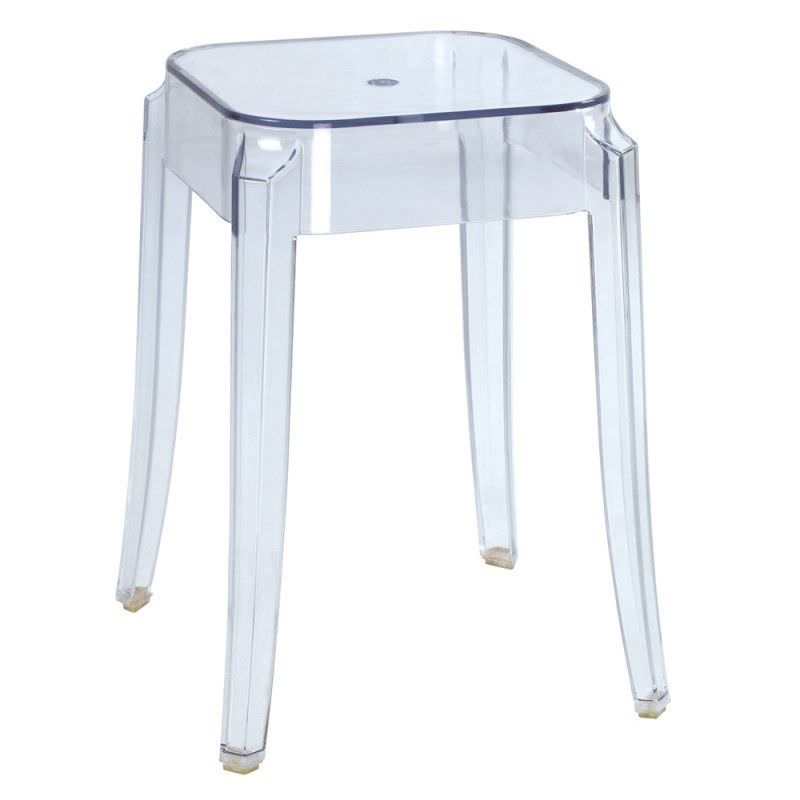 Magee Square Indoor/Outdoor Low Stool