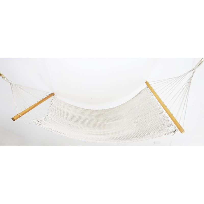 Winton Mexican Cotton Rope Wide Hammock