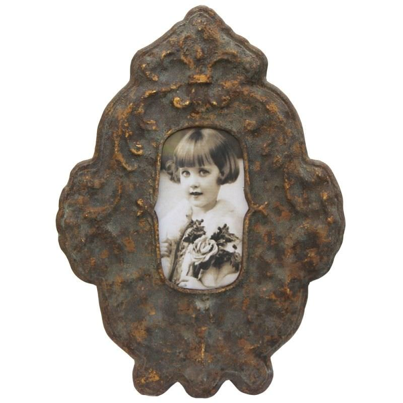 Matilda Antique Iron Frame Photo Frame