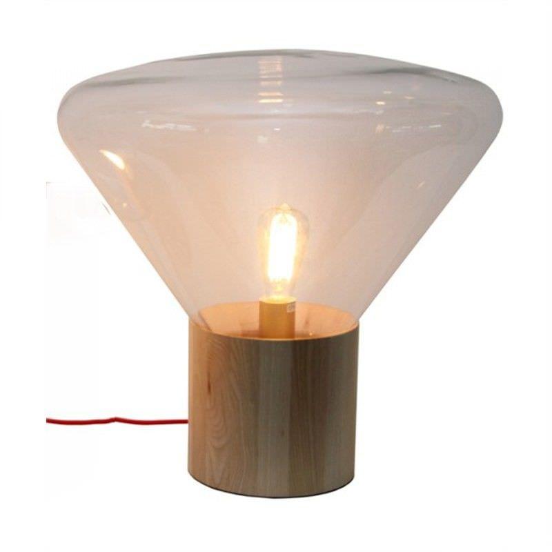 Austin Wood Table Lamp - Large