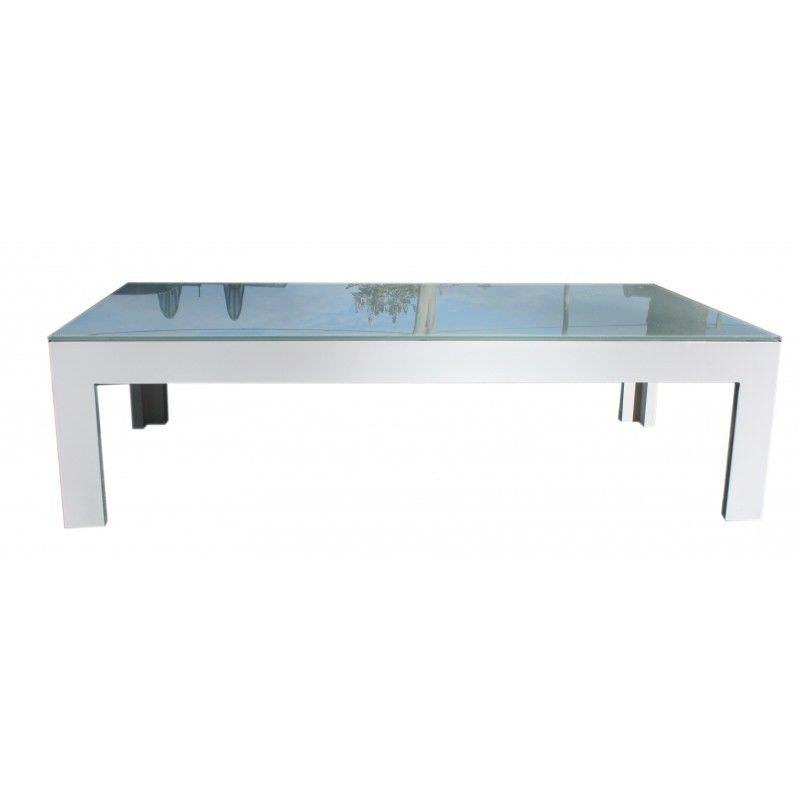 Casia Aluminium Indoor/Outdoor 140cm Coffee Table with Glass Top