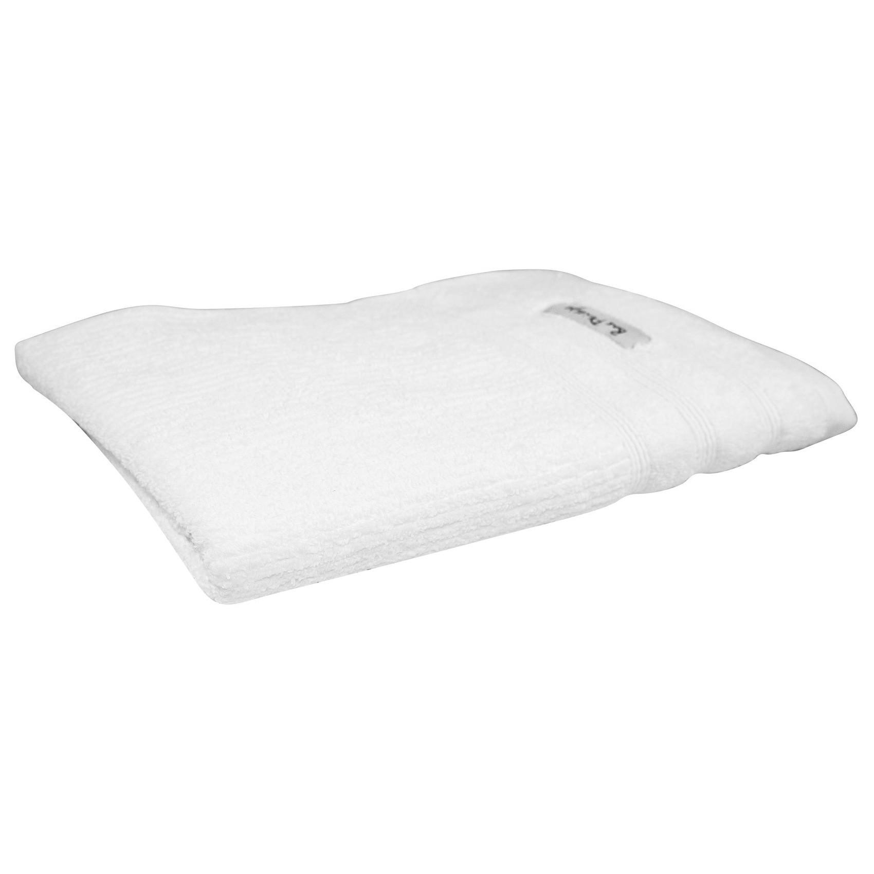 Bas Phillips Cairo Egyptian Cotton Bath Sheet, White