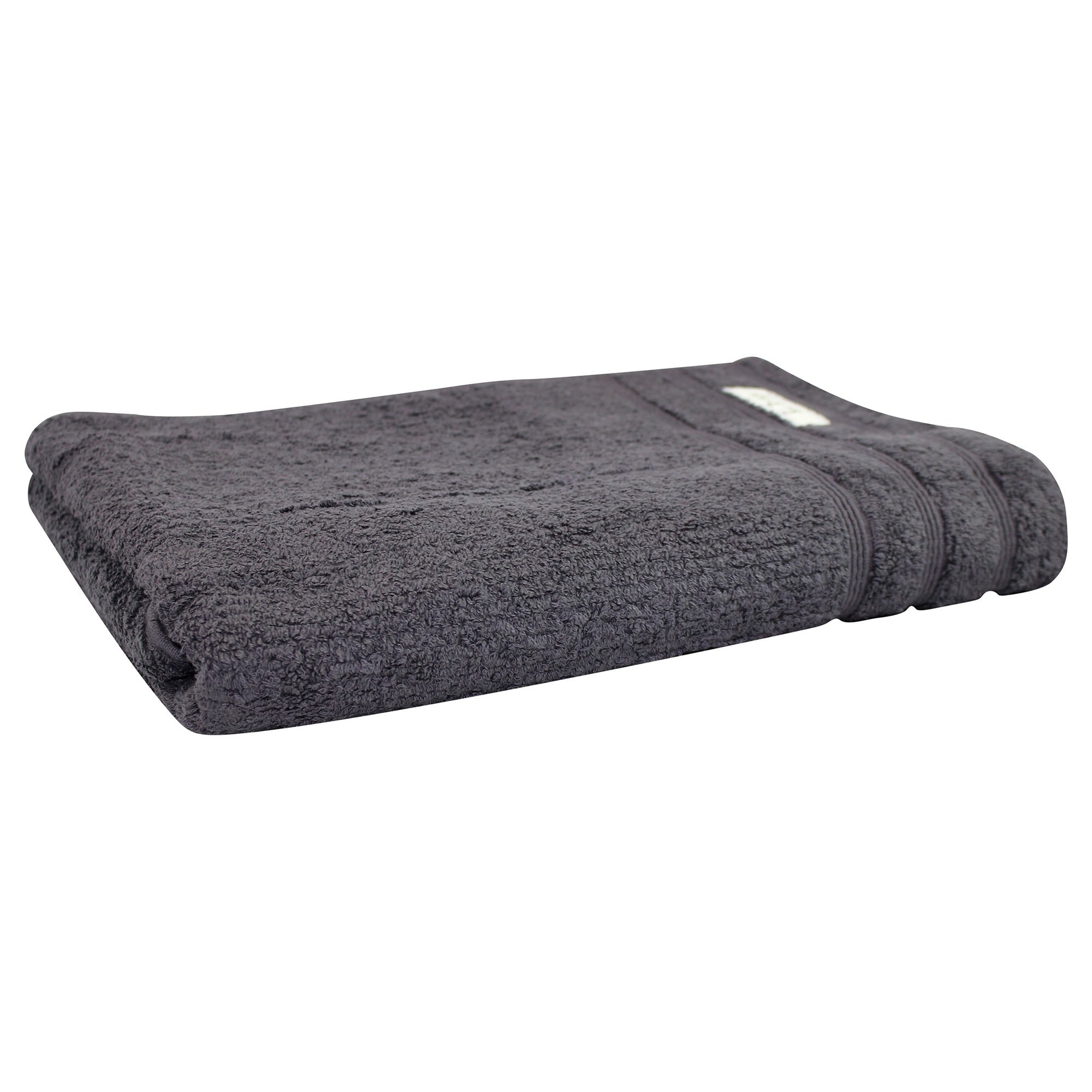 Bas Phillips Cairo Egyptian Cotton Bath Sheet, Graphite