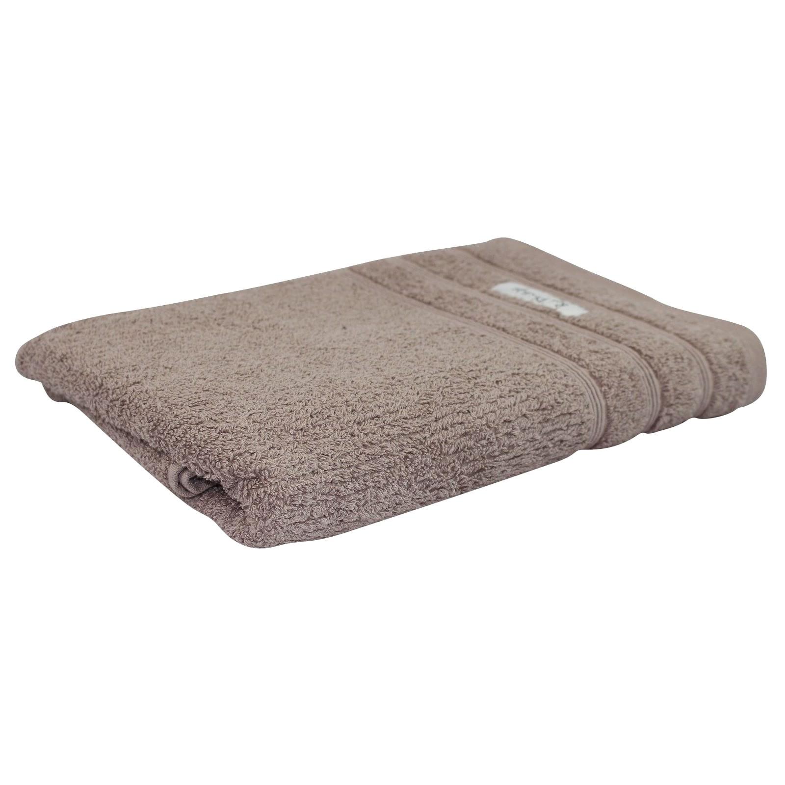 Bas Phillips Cairo Egyptian Cotton Bath Towel, Coffee