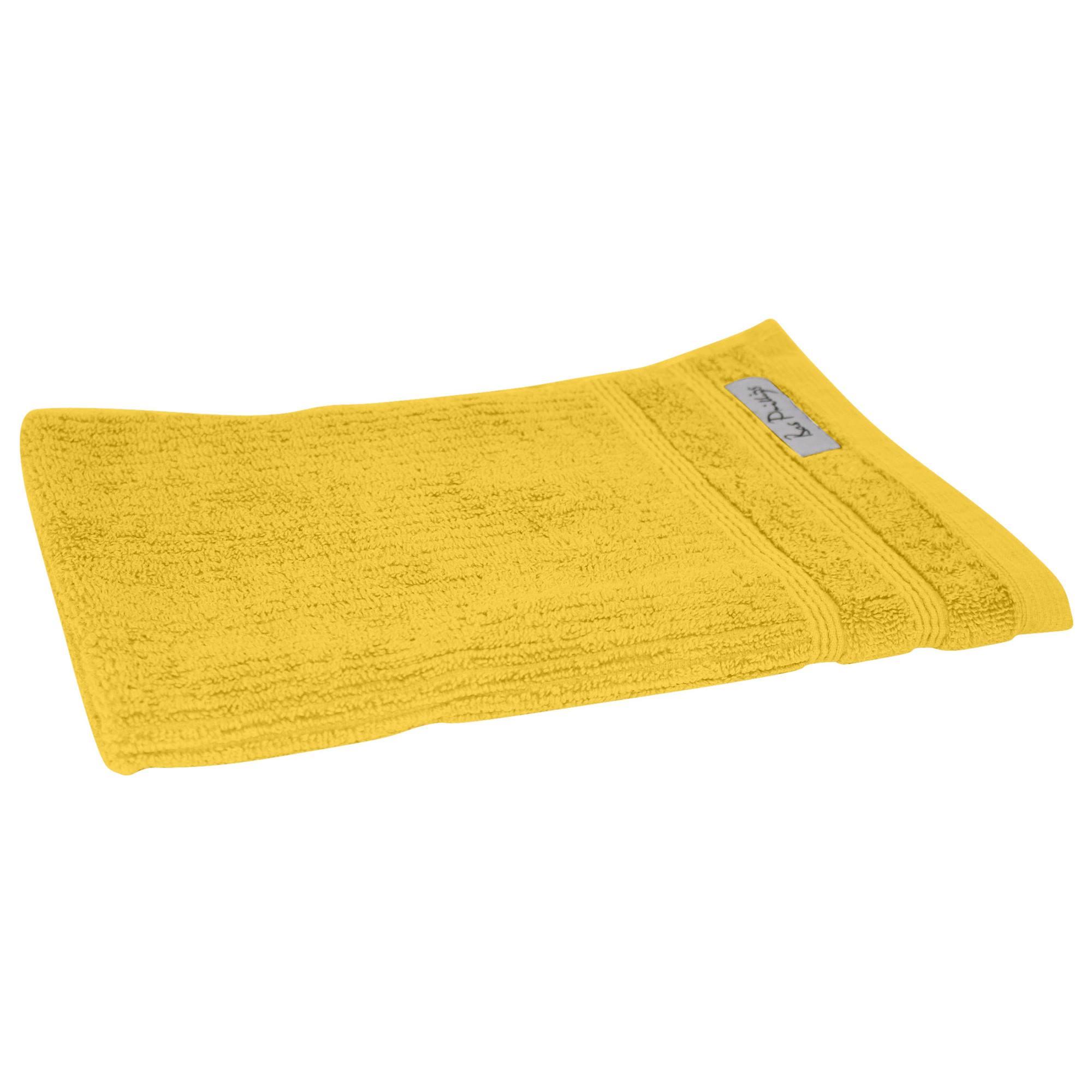Bas Phillips Cairo Egyptian Cotton Hand Towel, Saffron