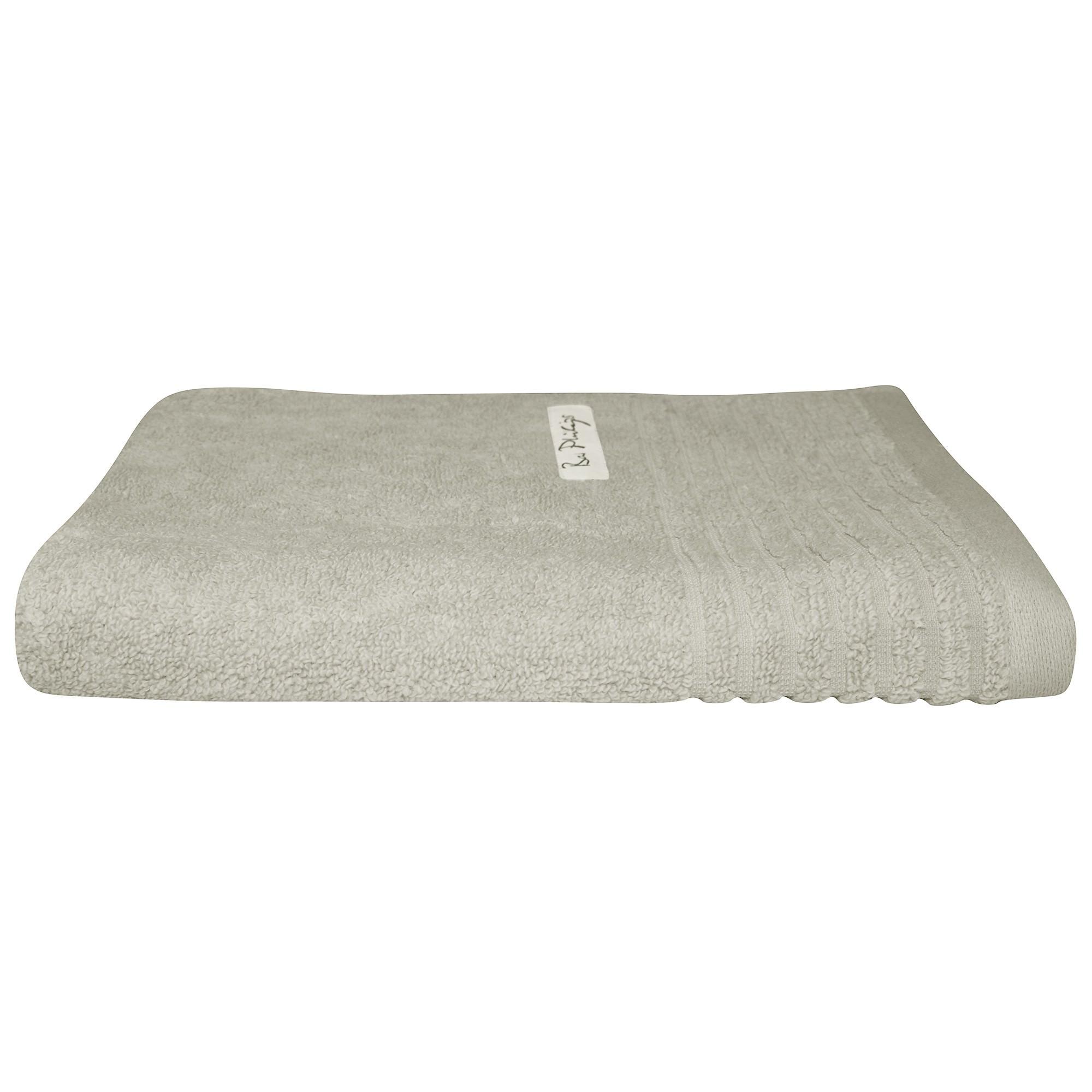 Bas Phillips Hayman Zero Twist Cotton Hand Towel, Oatmeal