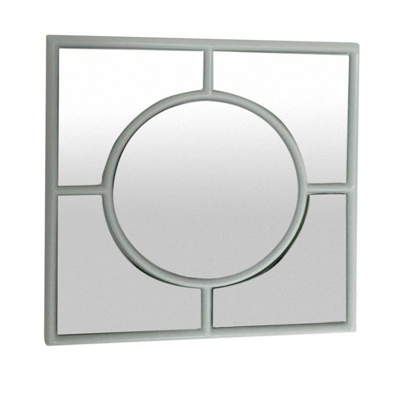 Vela 40cm Square Mirror