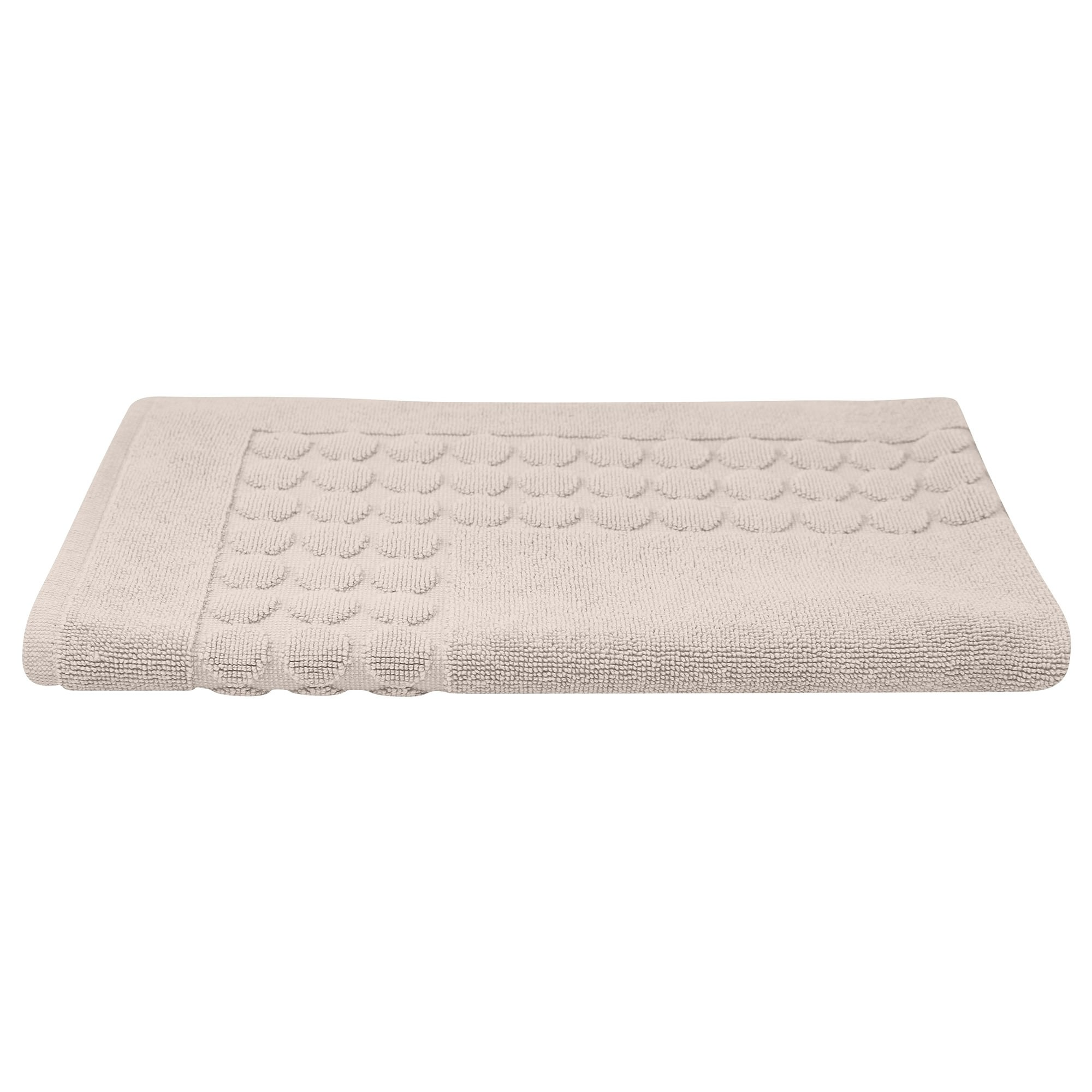 Odyssey Living Meridian Cotton Bath Mat, Sand