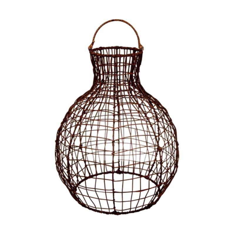 Bonnie Rattan Hanging Lamp Shade