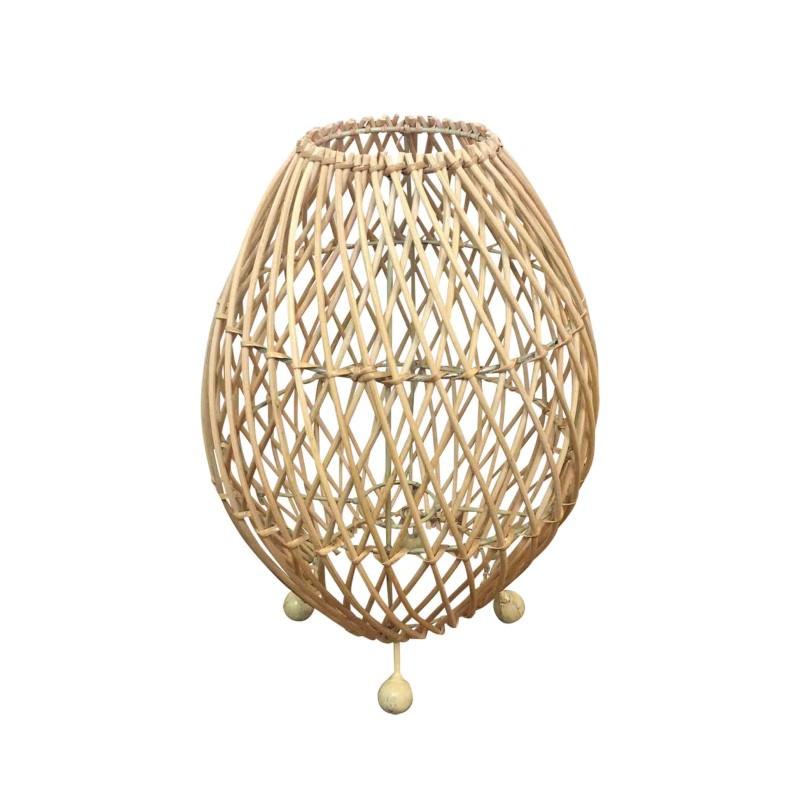 Salak Rattan Table Lamp Shade