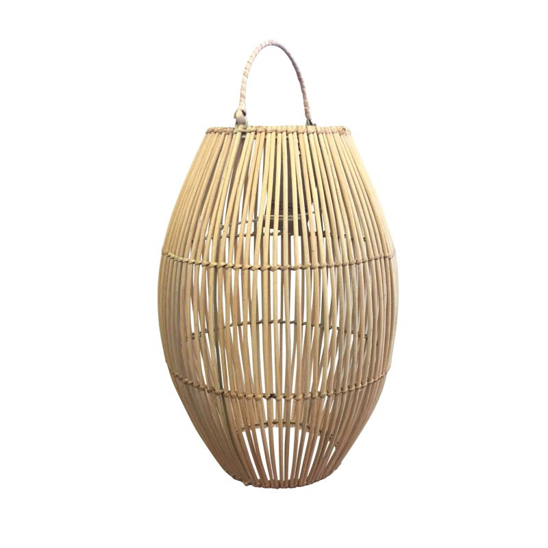 Apolo Rattan Hanging Lamp Shade