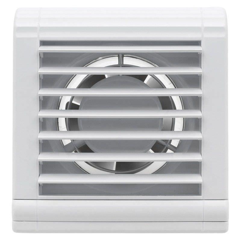 Shutter Wall/Window Exhaust Fan