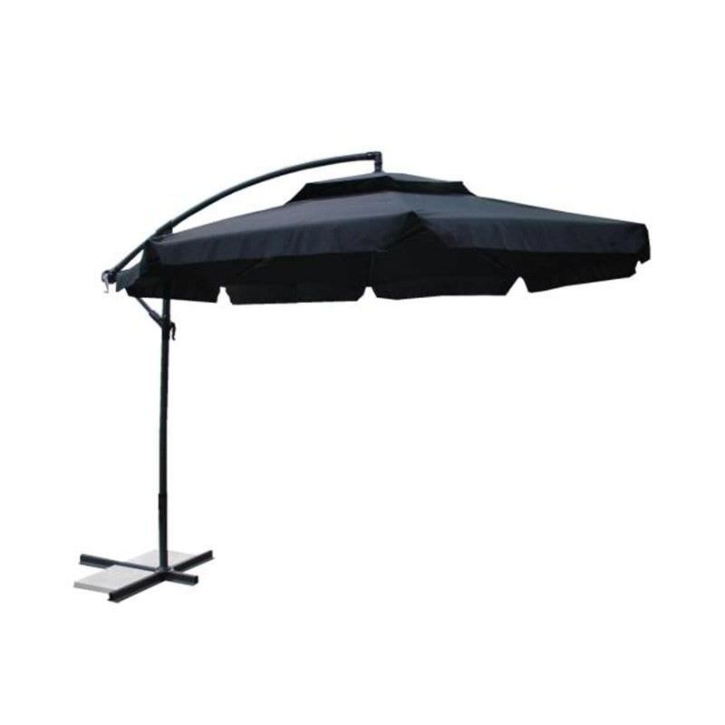 Outdoor Patio Cantilever 325 Umbrella in Black