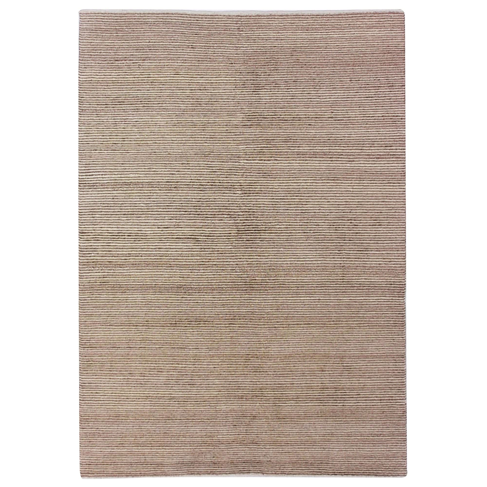 Boheme Hand Tufted Wool Rug, 250x350cm, Tan