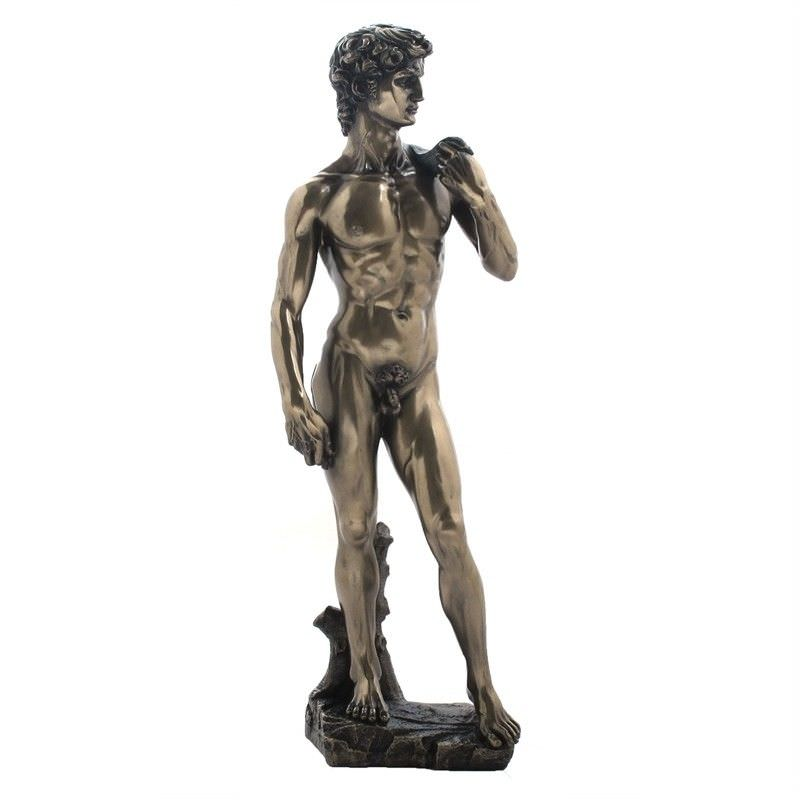 Figurine of Michelangelo's David