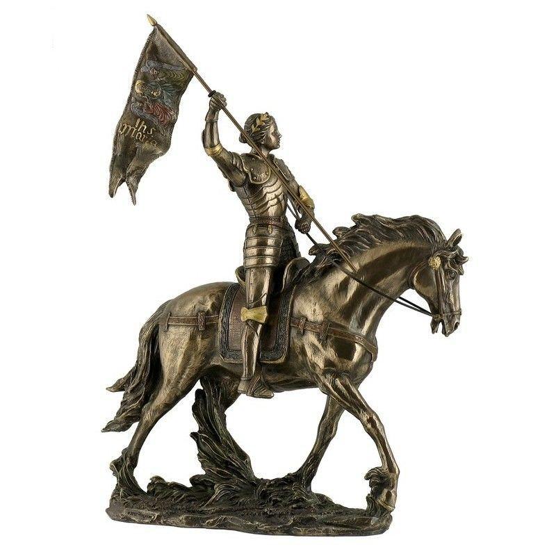 Figurine of St. Joan of Arc