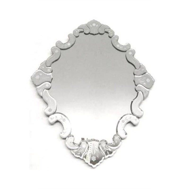 Venetian Diamond Mirror - Small
