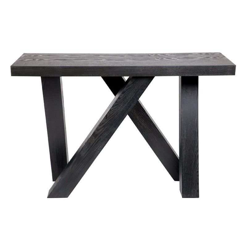 Hasting 120cm Console Table - Black