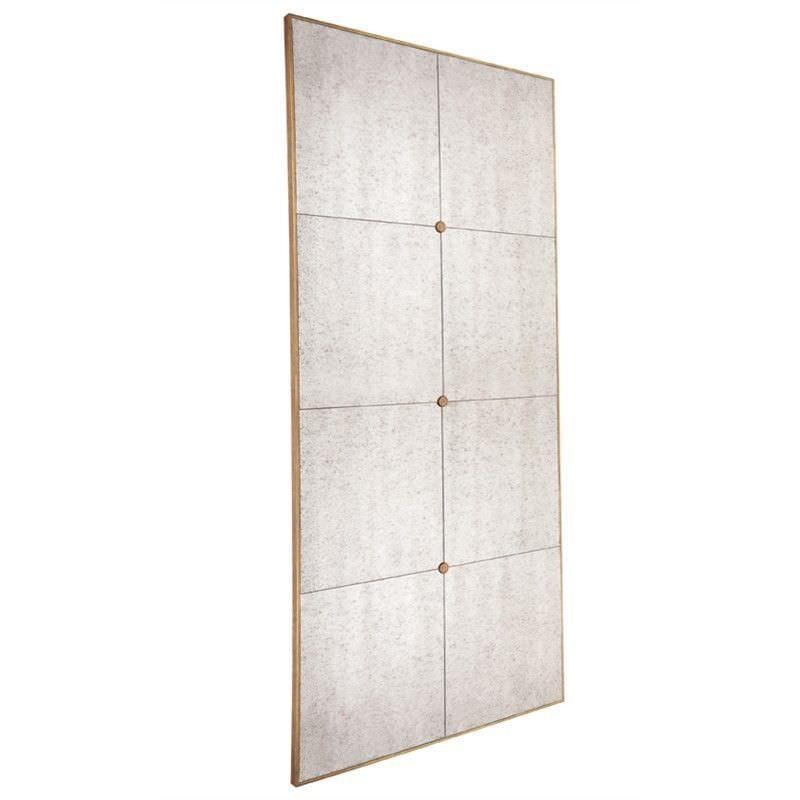 Escobar Solid Timber Frame 240cm Floor Mirror
