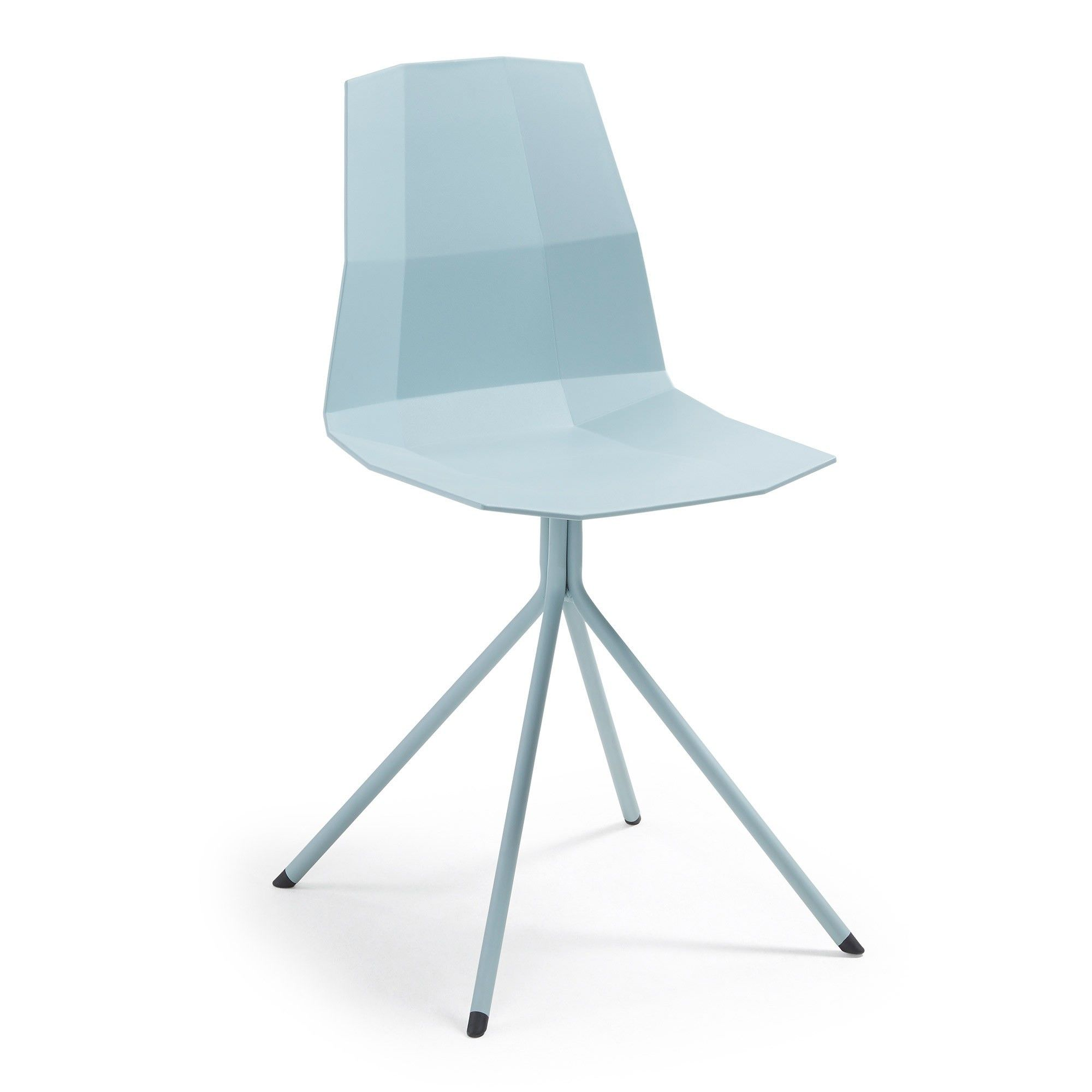 Amorosa Dining Chair, Powder Blue