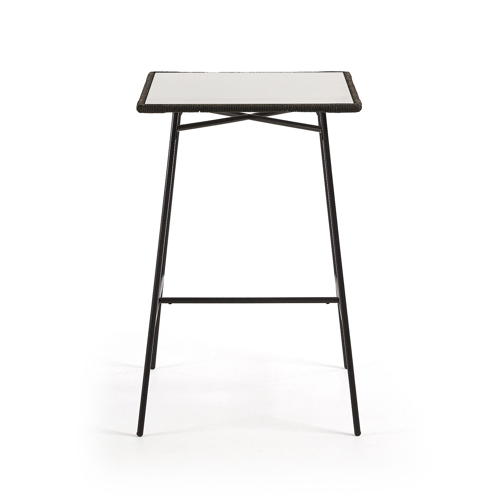 Noke Indoor / Outdoor Bar Table, 70cm