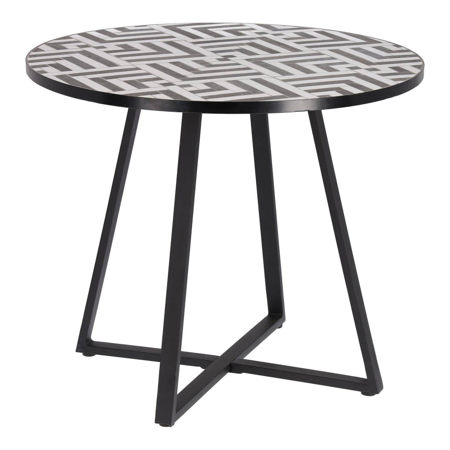 12+ Ceramic Tile Top Dining Table