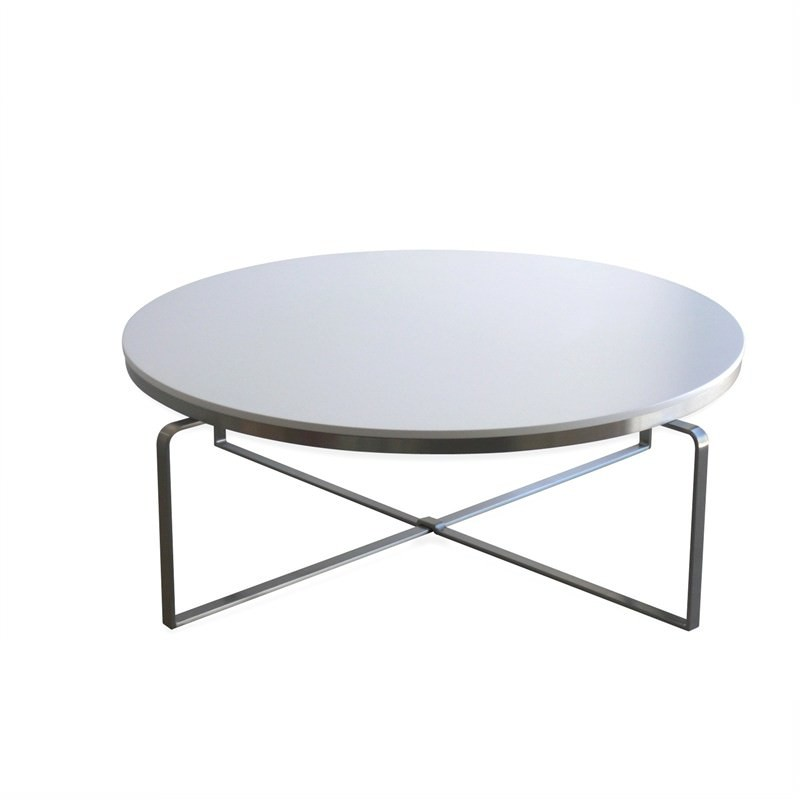Metro Round Coffee Table